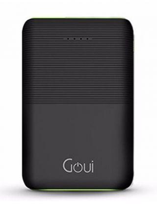 GOUI POWER BANK PRIME10+D 10000MAH+SYNC CABLE-BLACK