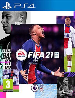 PS4 FIFA 21 - Standard Edition R2 (Arabic)