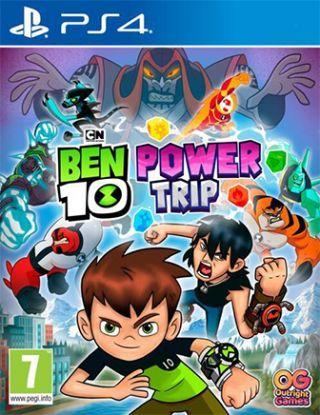 PS4 BEN10 POWER TRIP R2 - Arabic
