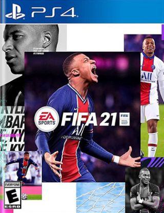 PS4 FIFA 21 R1 - US version