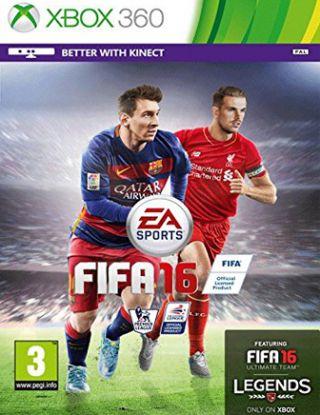 Xbox 360 FIFA16 -R2