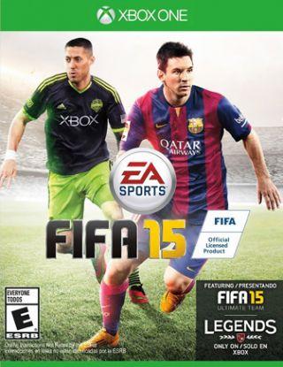 XBOX ONE FIFA 15-R1