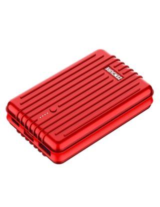 ZENDURE A3PD EXTERNAL BATTERY- USB-C-10000mAh- RED