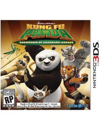 Kung Fu Panda: Showdown of Legendary Legends - Nintendo 3DS - R1