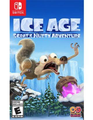 Ice Age: Scrat's Nutty Adventure - Nintendo Switch R1