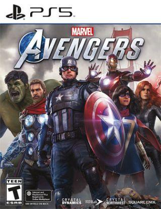 PS5 Marvel's Avengers - R1