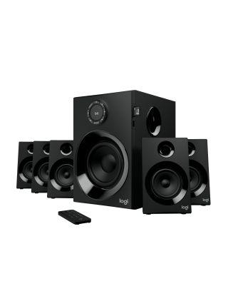 Logitech Z607 speaker set 5.1 channels 80 W Black
