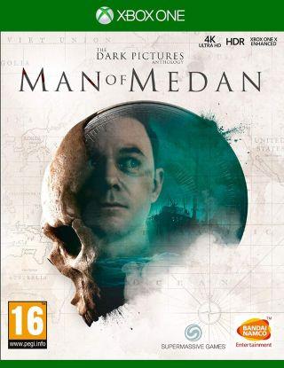 Man of Medan Xbox One R2