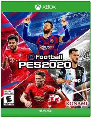 Efootball Pes 2020 - Xbox One R1