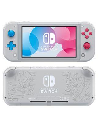 Nintendo Switch Lite -  POKEMON (Zacian and Zamazenta Edition)