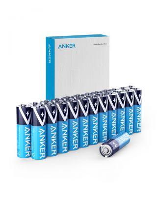 Anker Alkaline AA Batteries (48-Pack)