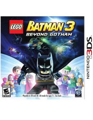 LEGO Batman 3: Beyond Gotham - Nintendo 3DS - R1