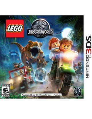 LEGO Jurassic World - Nintendo 3DS - R1