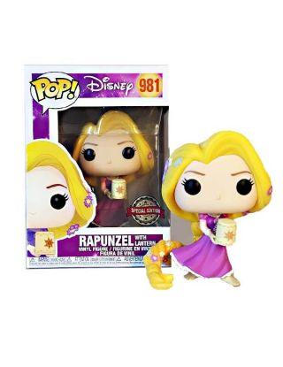 Funko Pop! Disney: Rapunzel With Lantern (Exclusive) - 981