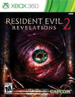 Resident Evil: Revelations 2 - Xbox 360 R1