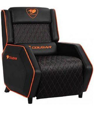 Cougar Ranger - Gaming Sofa - Orange / Black