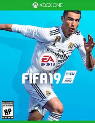 Xbox One Fifa 19-R1
