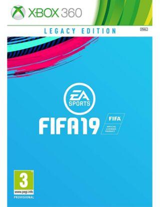 FIFA 19 - Legacy Edition (Xbox 360) R1