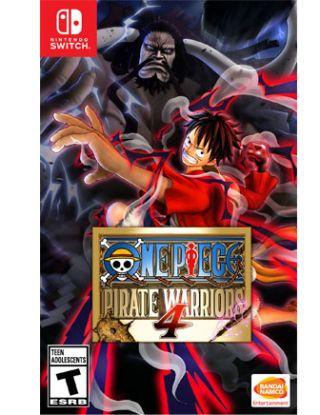 One Piece: Pirate Warriors 4 - Nintendo Switch - R1