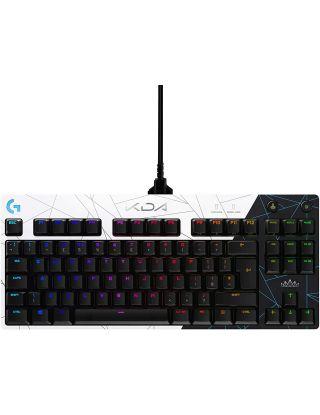 Logitech G PRO Mechanical Gaming Keyboard - USA INT'L - KDA 2.0