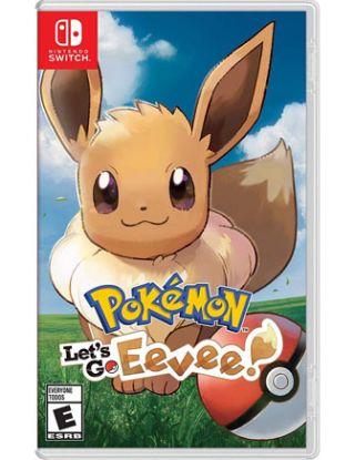 Pokemon: Let's Go, Eevee! - R1