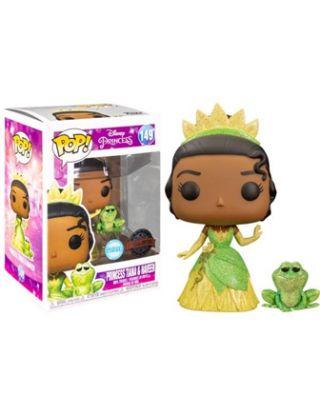 Funko Pop! Disney Princess : Princess Tiana & Naveen (Edition)- 149