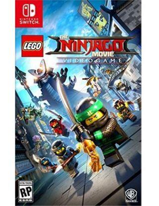 The Lego Ninjago Movie - Nintendo Switch R1