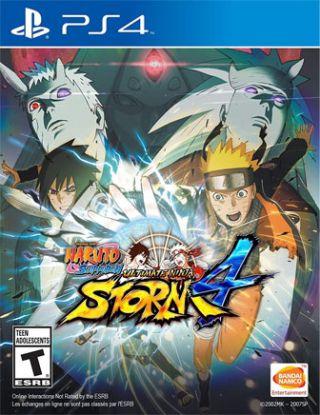 PS4 Naruto Shippuden: Ultimate Ninja Storm 4 - R1