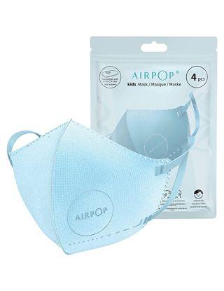 Airpop Kids Face Mask 4pack - Blue