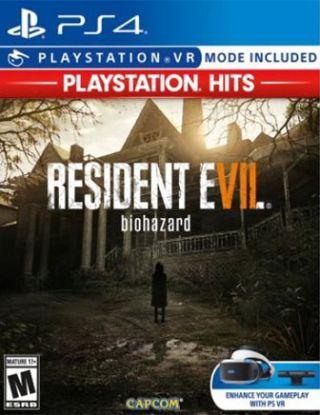 PS4 Resident Evil 7 Biohazard - R1