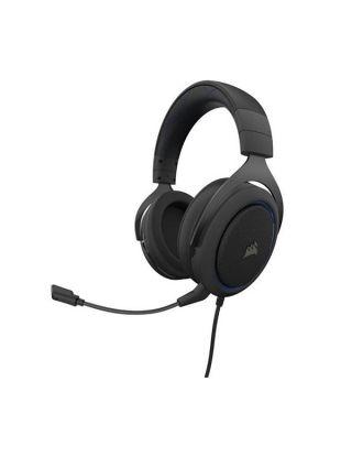 Corsair HS50 Stereo Gaming Headset- Blue
