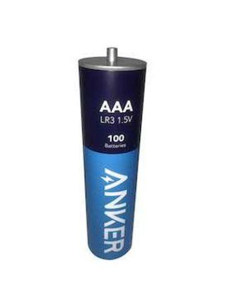 Anker Alkaline Jumbo Pack-AAA(100-Pack)
