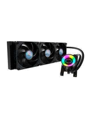 Cooler Master Master Liquid ML360 Mirror TR4 Edition RGB CPU Liquid Cooler