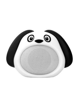 Promate Snoopy Mini High-Definition Wireless Dog Speaker - White