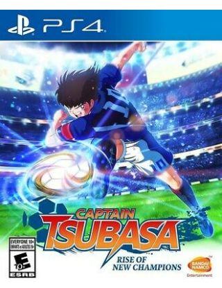 PS4 Captain Tsubasa Rise of New Champions - R1