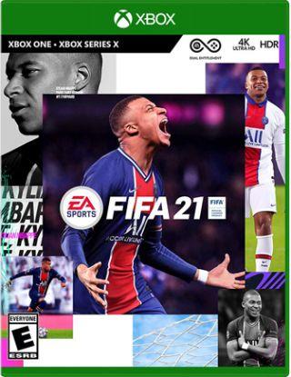 Xbox Fifa 21 - R1