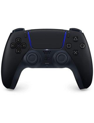 PS5: DualSense Wireless Controller - Midnight Black