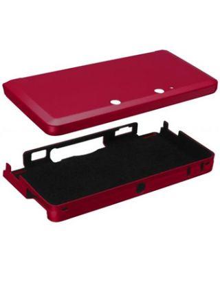 3DS XL BIGBEN METAL CASE-RED