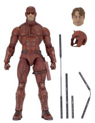 NECA - Marvel - 1/4 Scale Action Figure - Daredevil