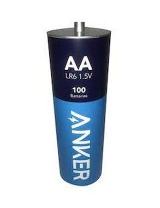 Anker Alkaline Jumbo Pack-AA(100-Pack)