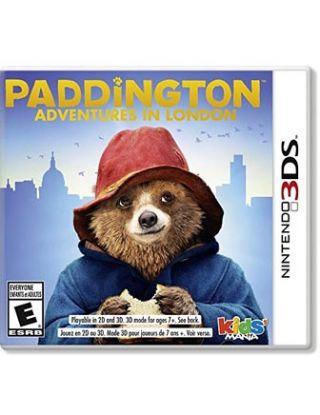 Paddington: Adventures in London - Nintendo 3DS - R1