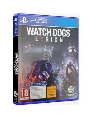 PS4 WATCH DOGS LEGION R2