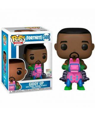 Funko Pop! Games: Fortnite - Giddy Up - 569