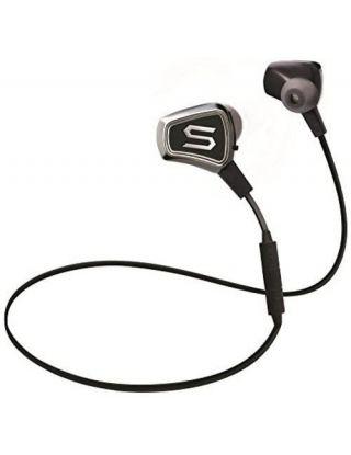 Soul Impact Wireless Earphone - Chrome Black