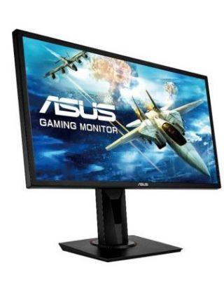 "Asus VG248QG 24"" Gaming Monitor, 1080P Full HD, 165Hz , G-SYNC Compatible, 0.5ms-Black"
