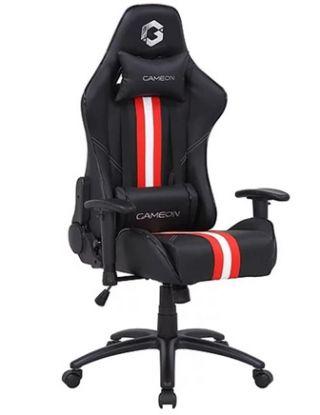 Game On Leader Series V3 Gaming Chair - Black
