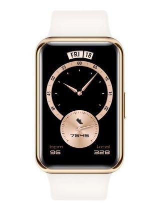 Huawei Watch Fit Elegant TIA-B29 - Frosty White