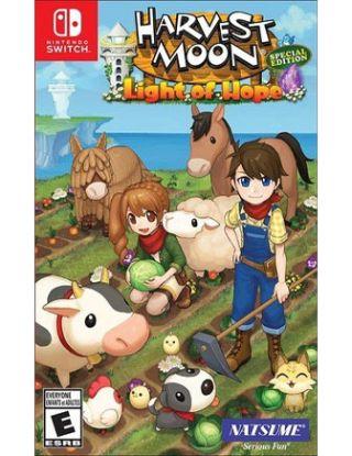 Nintendo Switch Harvest Moon: Light of Hope