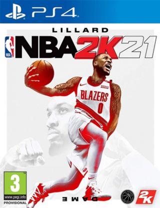 PS4 NBA 2K 21 R2