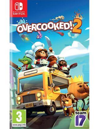 Overcooked! 2 - Nintendo Switch - R2